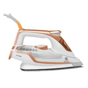 Electrolux Steam Iron 2400 Watts Gold Color Model Number: EDB6150